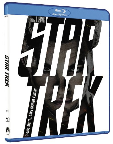 Star Trek (Three-Disc Special Edition) [Blu-Ray] front-332207