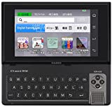 カシオ デジタル英会話学習ツール EX-word RISE XDR-A20BK ブラック コンテンツ120