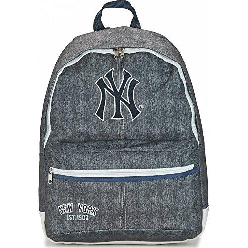 major-league-baseball-sac-a-dos-enfants-1-compartiment-45-cm-gris-anthracite