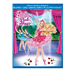 Barbie in the Pink Shoes (Two-Disc Combo Pack: Blu-ray + DVD + Digital Copy + Ultraviolet)