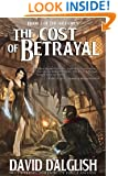 The Cost of Betrayal (The Half-Orcs Book 2)