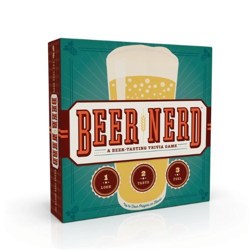 By Author Beer Nerd: A Beer Tasting Trivia Game (Brdgm) (Beer Nerd compare prices)