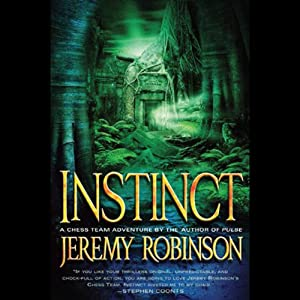 INSTINCT (A Jack Sigler Thriller - Book 2) | [Jeremy Robinson]