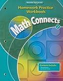 Math Connects, Grade 2, Homework Practice Workbook