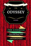 Image of The Odyssey: By Homer & Illustrated (An Audiobook Free!)
