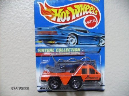 HOT Wheels Flame Stopper Virtual Collection #113(2000) 1:64 Scale