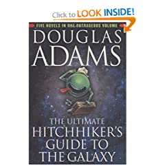 The Ultimate Hitchhiker's Guide to the Galaxy by Douglas Adams and Neil Gaiman