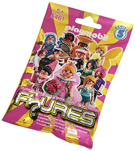 Playmobil Girls Figures Blind Bag - 5461 (Series 5)
