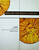Maricopa Mathematics Modules