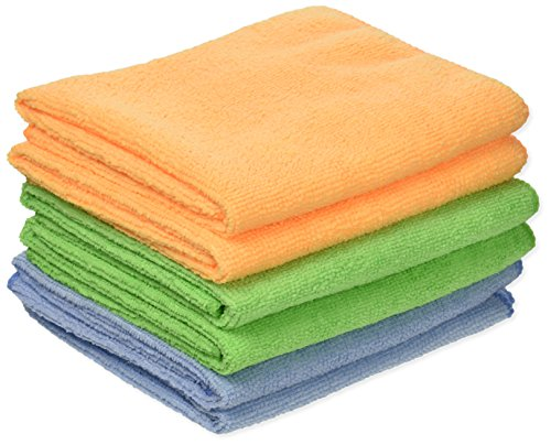 Detailer's Choice 3-606 Microfiber Cleaning Cloth Roll - 6-Pack (Detailers Choice Microfiber compare prices)