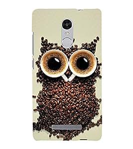 Coffee Beans and Mug 3D Hard Polycarbonate Designer Back Case Cover for Xiaomi Redmi Note 3 :: Xiaomi Redmi Note 3 (3rd Gen)