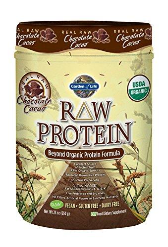 Raw Protein Shake