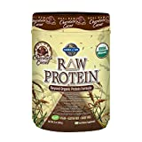 Garden of Life Raw Organic Protein Chocolate 650g Powder (Packaging May Vary)