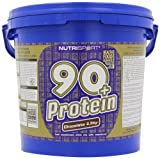 Nutrisport 90+ Protein Chocolate Powder 2.5Kg