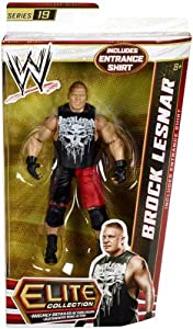 WWE Elite Series 19 Brock Lesnar Action Figure