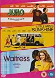 Juno/Little Miss Sunshine/Waitress [DVD]