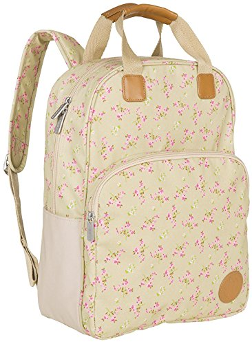 Lassig Diaper Backpack Vintage, Rosebud Fairytale