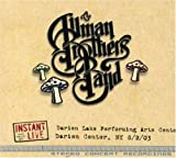 echange, troc Allman Brothers Band - Instant Live: Darien Lake Performing Arts Center