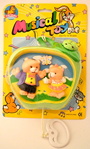 "Babys Musical Toy - Plays the Music for ""Memory"" - 1"