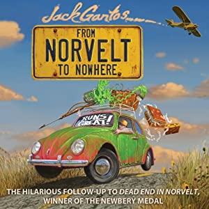 From Norvelt to Nowhere Audiobook