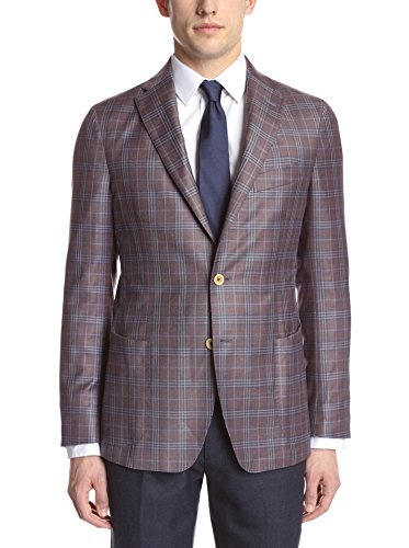 Gi Capri Men's Plaid Jacket