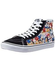 Vans Unisex SK8-Hi Slim Canvas Sneakers