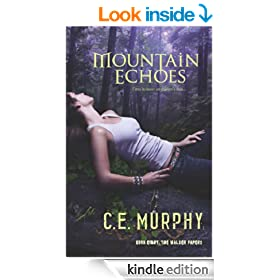 Mountain Echoes (Luna) (The Walker Papers - Book 9)