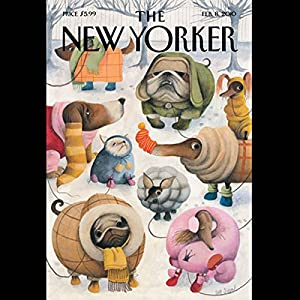 The New Yorker, February 8, 2010 (Patrick Radden Keefe, John McPhee, Paul Goldberger) Periodical