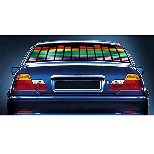 Gearmax-45-x-11cm-Colore-flash-Autocollant-de-la-voiture-Autotiquettes-rythme-de-musique-LED-EL-lumire-Lampe-son-Activ-Equalizer