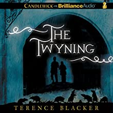 The Twyning (       UNABRIDGED) by Terence Blacker Narrated by Michael Page, Nico Evers-Swindell