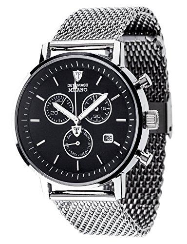 detomaso-mens-dt1052-l-milano-chronograph-classic-schwarz-silber-analog-display-swiss-quartz-black-w