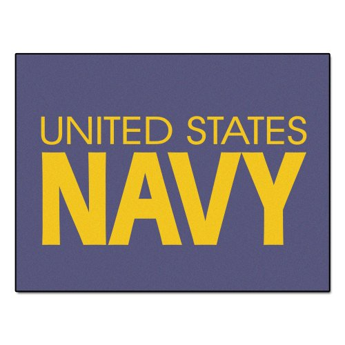 FANMATS 6980 NAVY All-Star Rug