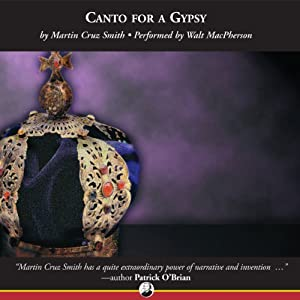 Canto for a Gypsy Audiobook