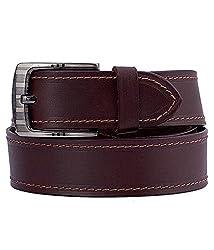 Coconut Men's Belt (belt002_Brown_Medium)