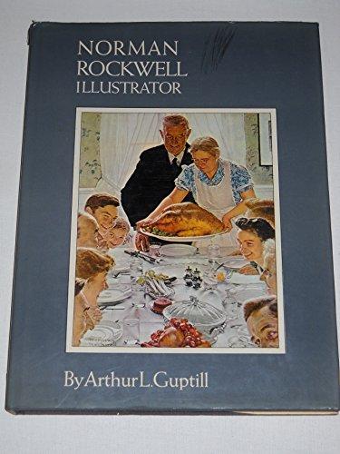 Norman Rockwell, illustrator, Guptill, Arthur Leighton