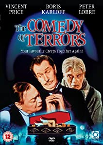 The Comedy Of Terrors [DVD]