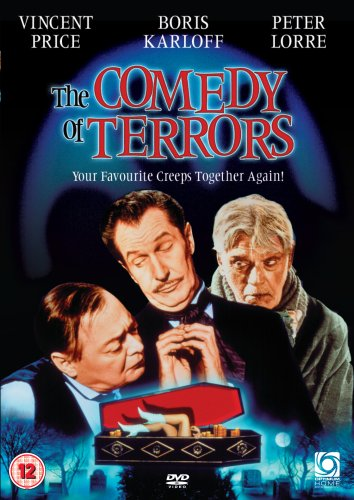 Comedy of Terrors [DVD]