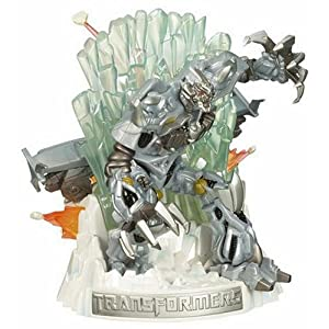 Transformers Movie Unleashed Turnarounds Megatron