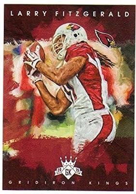 2015 Panini Gridiron Kings Football #49 Larry Fitzgerald Arizona Cardinals