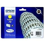 Epson WorkForce Pro WF-5190 DW (79 / C 13 T 79144010) - original - Ink cartridge yellow - 800 Pages