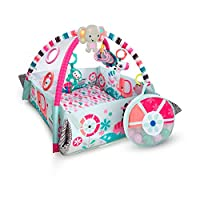 Bright Starts 5-in-1 Your Way Ball Play Activity Gym, Pink by Kids II