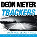 Trackers (       UNABRIDGED) by Deon Meyer Narrated by Saul Reichlin, Rupert Degas, Sandra Duncan