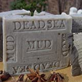Dead Sea Mud with Cocoa Butter Excellent (Face and Body Soap) Licorice Scented Bar ~ Natural Handcrafted...