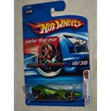 2006 First Editions #18 Preying Menace Fte Wheels #2006 18 Collectible Collector Car Mattel Hot Wheels