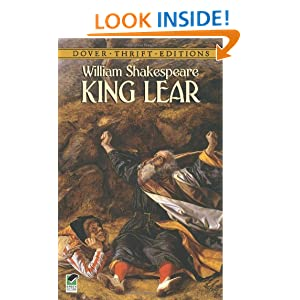 good king lear thesis King lear - good vs evil: in the king lear play, shakespeare creates many conditions in which humans live in the world the main characters in the play are used to.