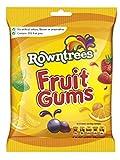 Rowntree's Fruit Gums Sharing Bag 170 g (Pack of 12)