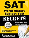 SAT World History Subject Test Secrets