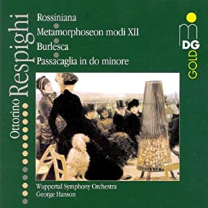 Respighi - Orchestral Works from Mdg