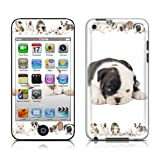 Apple iPod Touch 4th gen skin - Lazy Dog Days - High quality precision engineered skin sticker wrap for the iPod Touch 4 / 4G (8gb / 16gb / 32gb / 64gb) launched in 2010 / 2011
