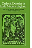 Order and Disorder in Early Modern England (052134932X) by Fletcher, Anthony